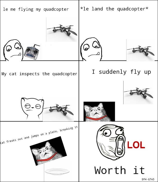 My first original rage comic :D - meme