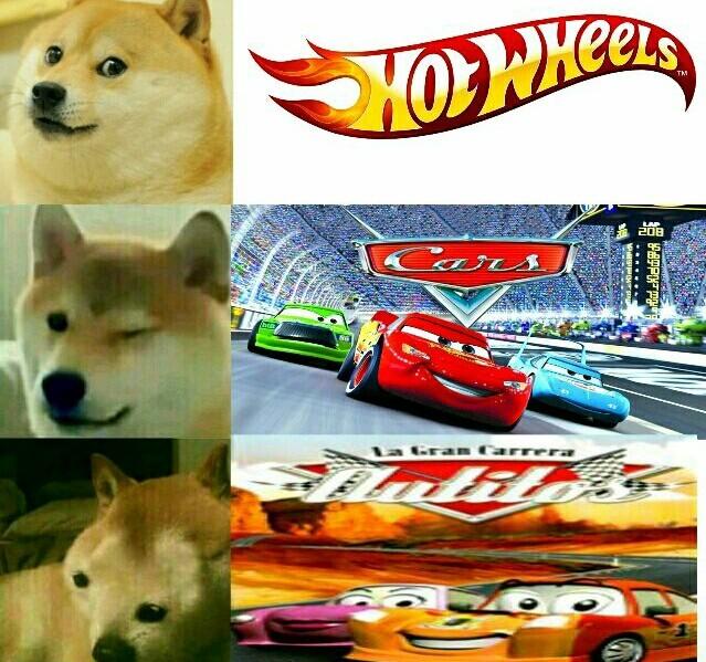Carrinhos>>>>>>>>>cars - meme