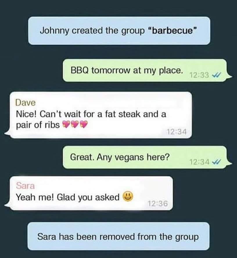 Savage af - meme