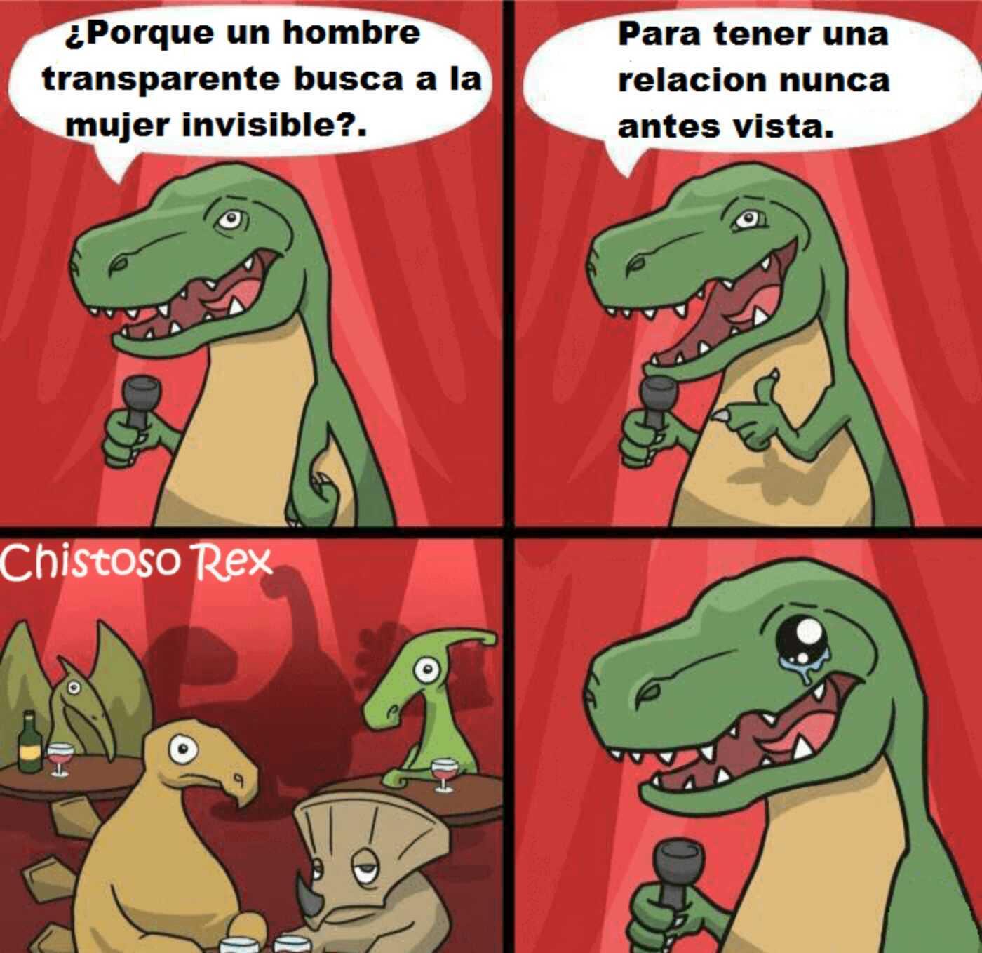 Chistoso Rex... - meme