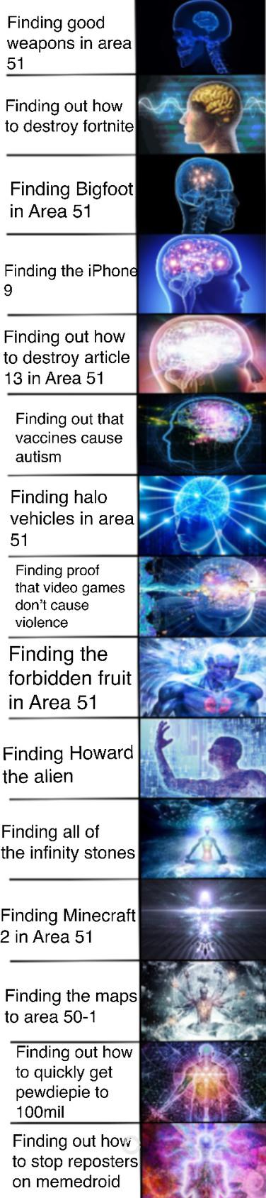 What were gonna find bois - meme