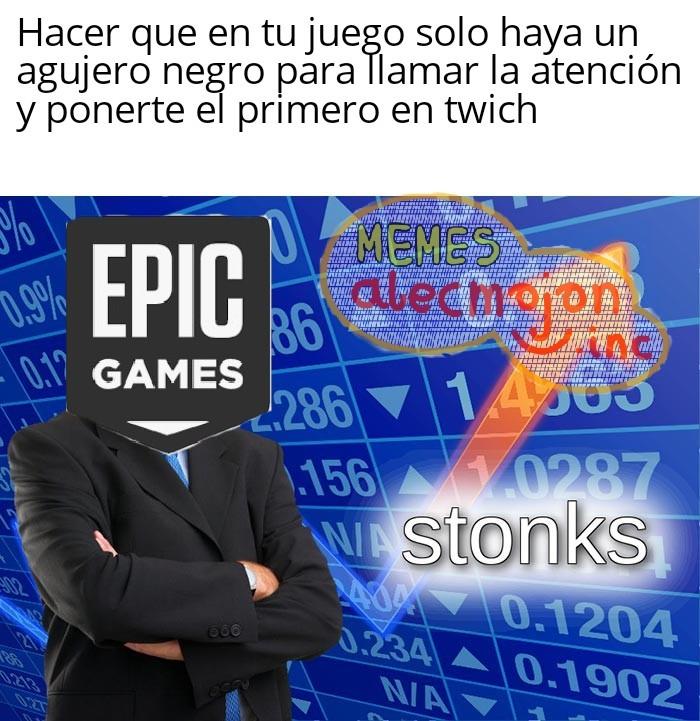 Fortnite is gone - meme