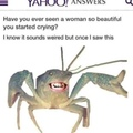 crabbo gonna lick you