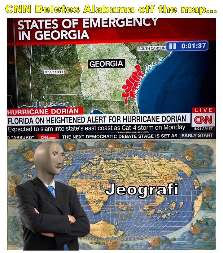 Jeografi - meme