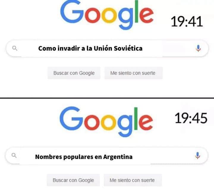 Argentinos cuales son los nombres mas famosos en sus paises - meme