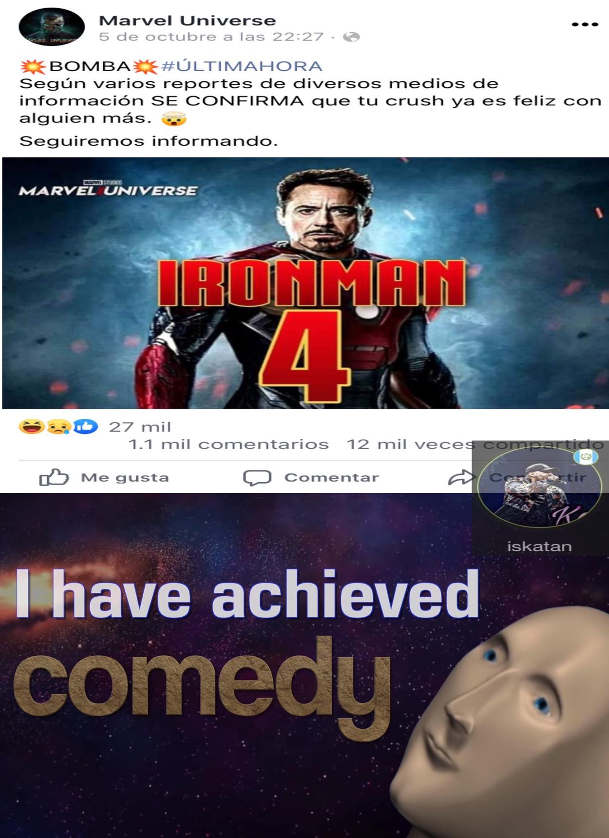 Este hijuelagranputa salió graciosito - meme