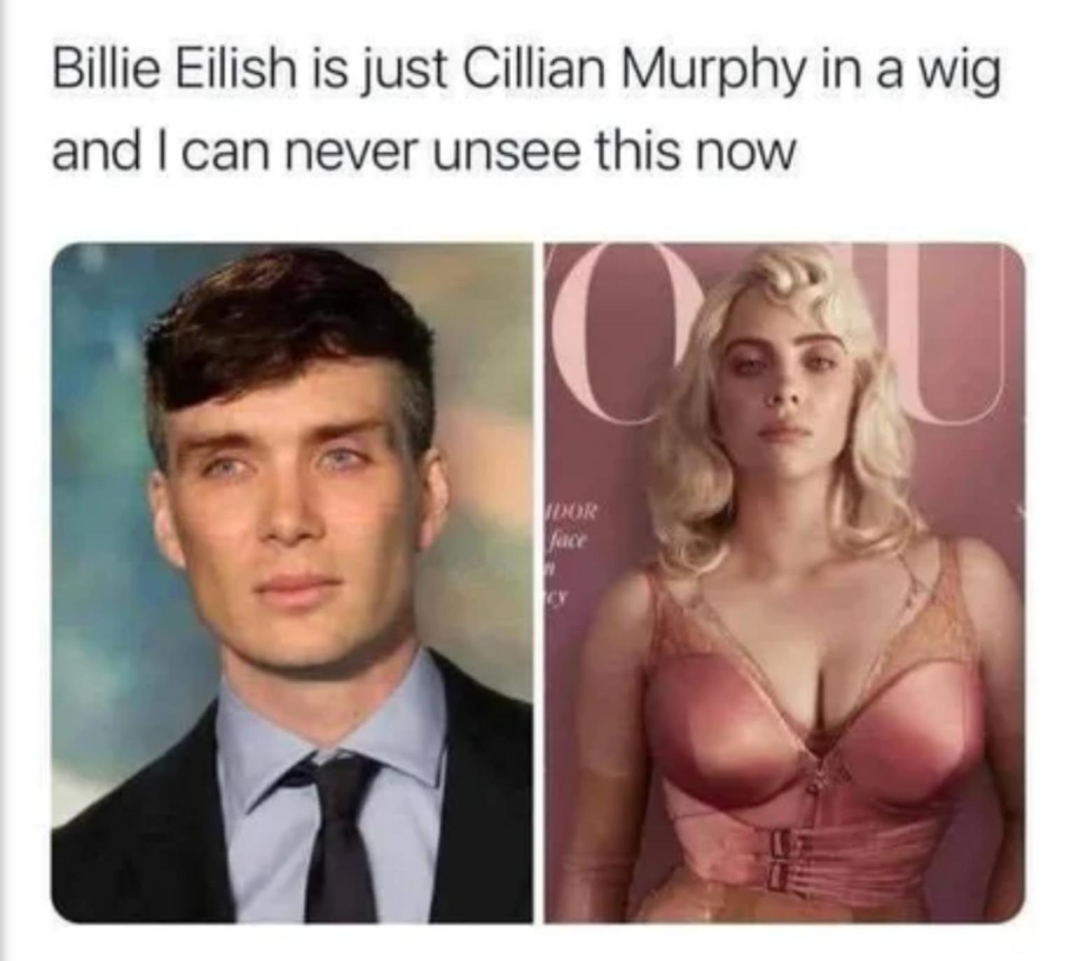 Similarities are incredible uncanny - meme