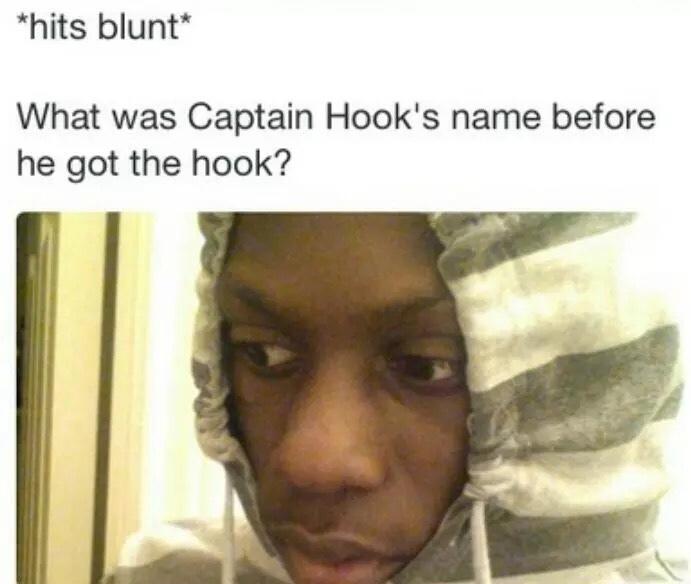Captain Hook - meme