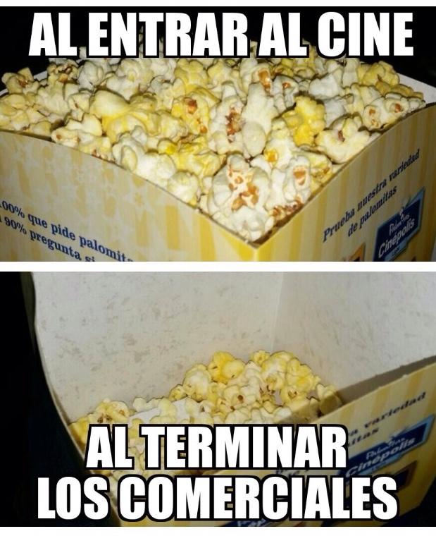 comerciales - meme