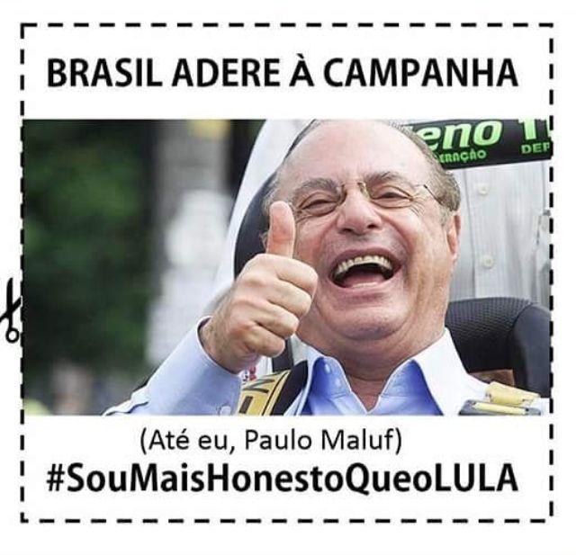 Lula lá - meme