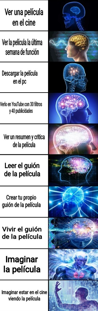 Cine - meme