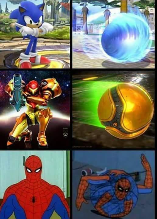 SpiderBall - meme