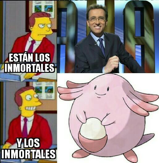Jordi hurtado es inmortal - meme