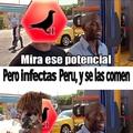 Roberto fue víctima peruana