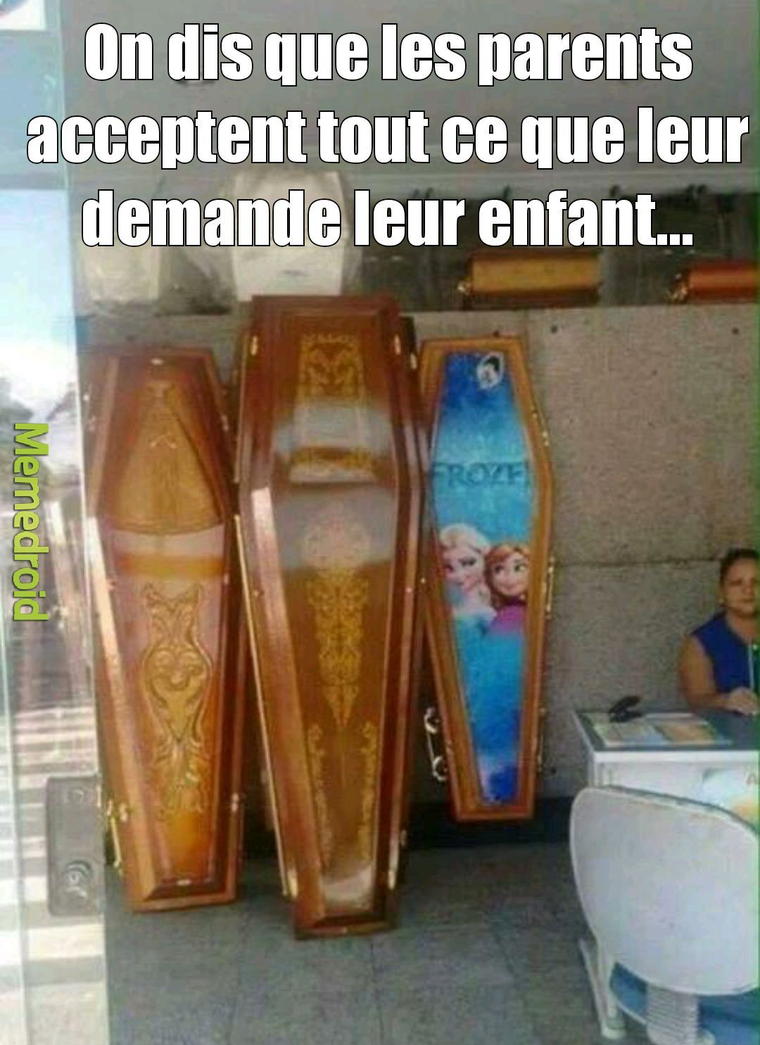 Les parents ... - meme