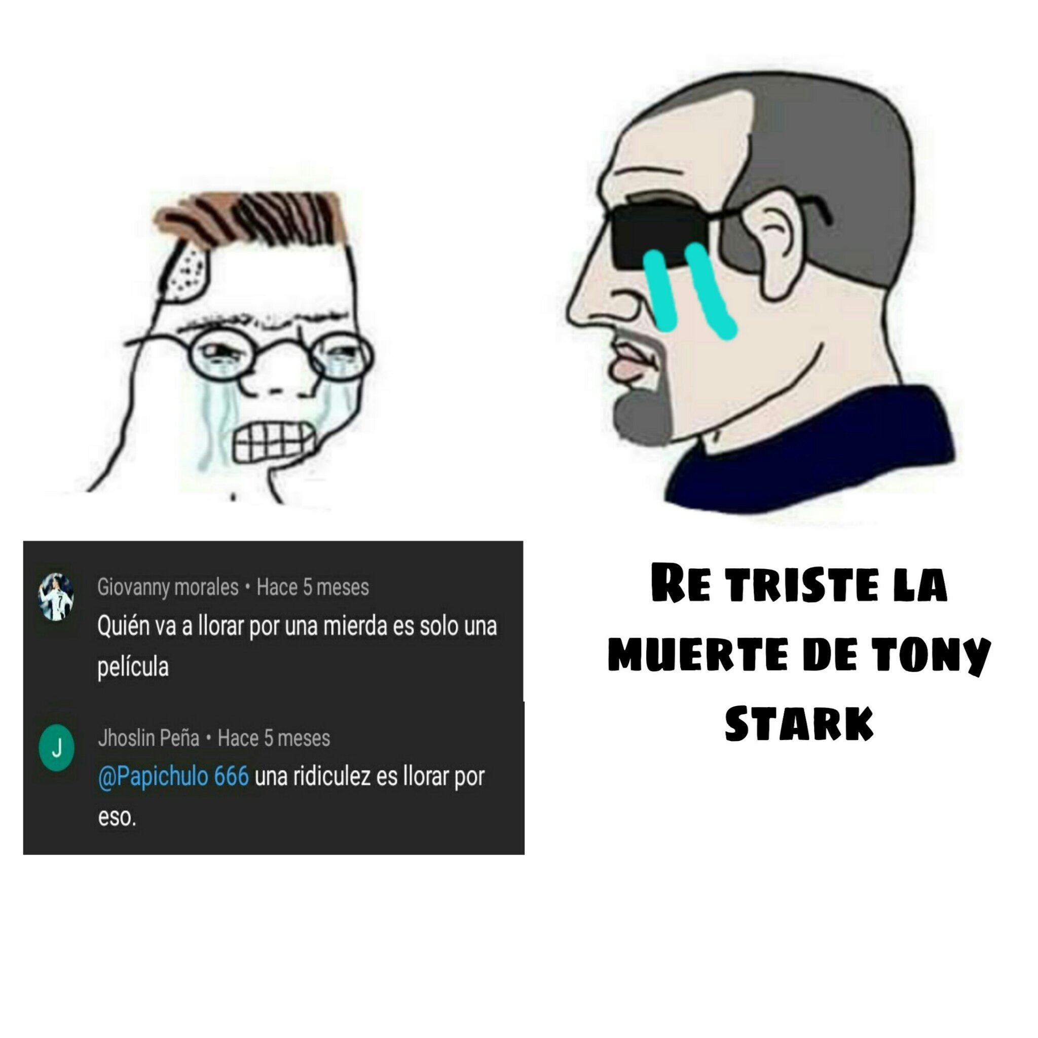 Top Memes De Avengers Endgame En Espanol Memedroid