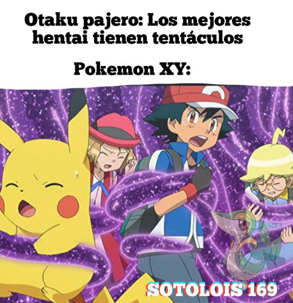 Pokemon cursed images - meme