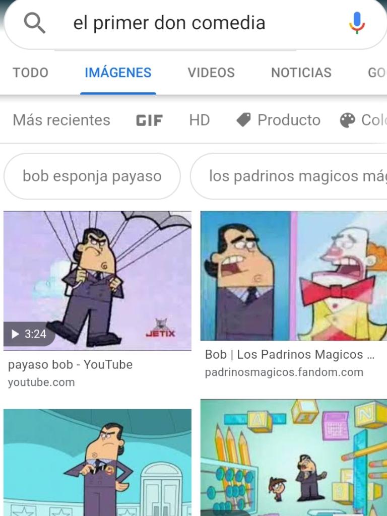 El payaso bob - meme