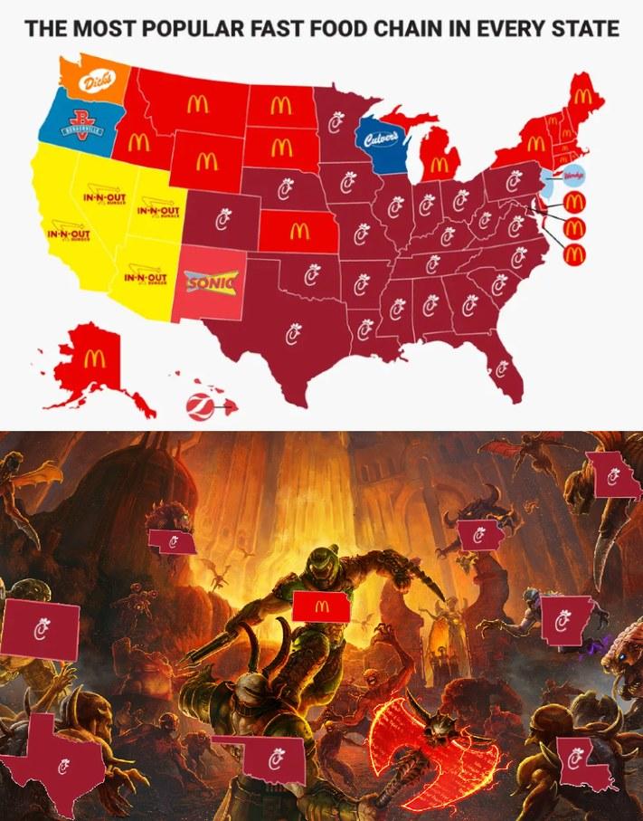 The Final Boss: Take over Kansas - meme