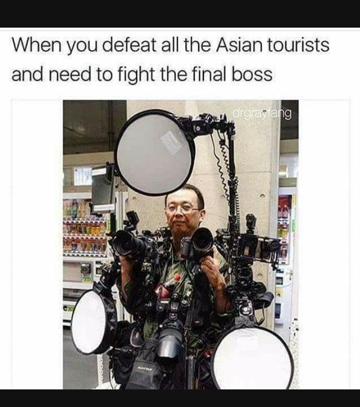 Chefão japonês - meme