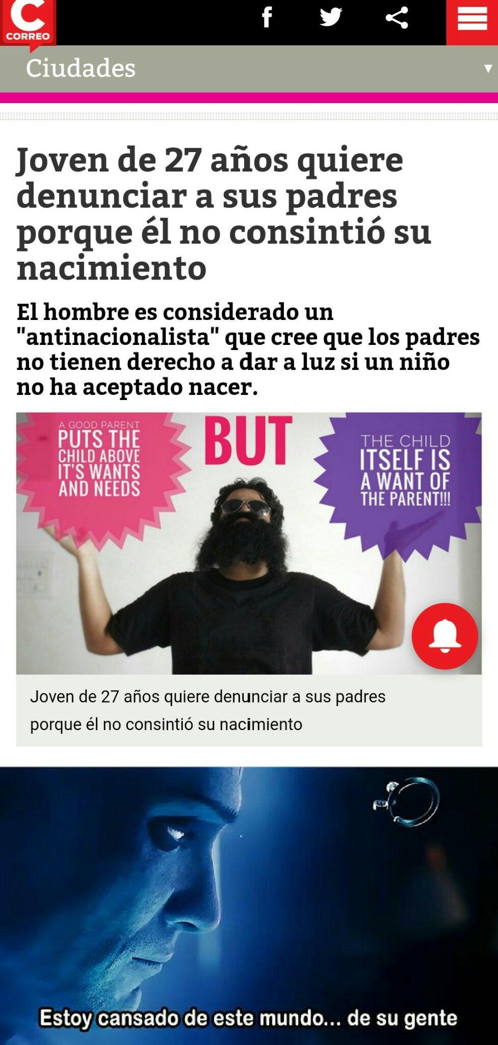 """Antinacionalista"" - meme"