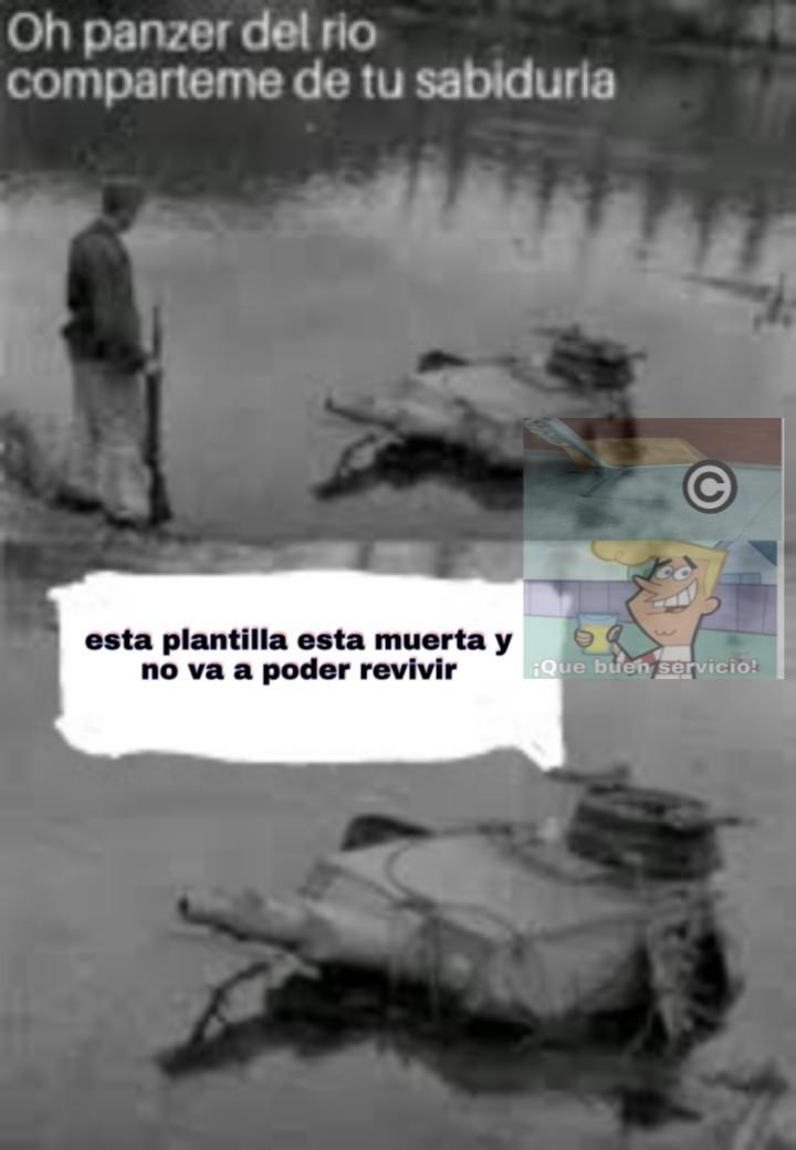 El meme se murió