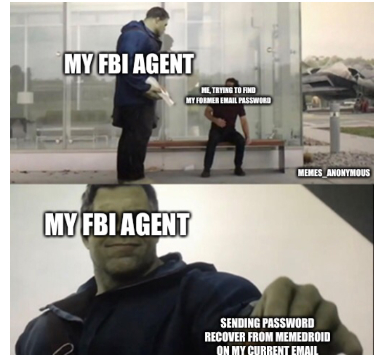 The best fbi memes :) Memedroid