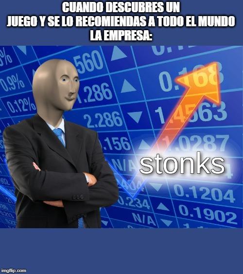 PUBLICIDAD DE AMIGOS - meme