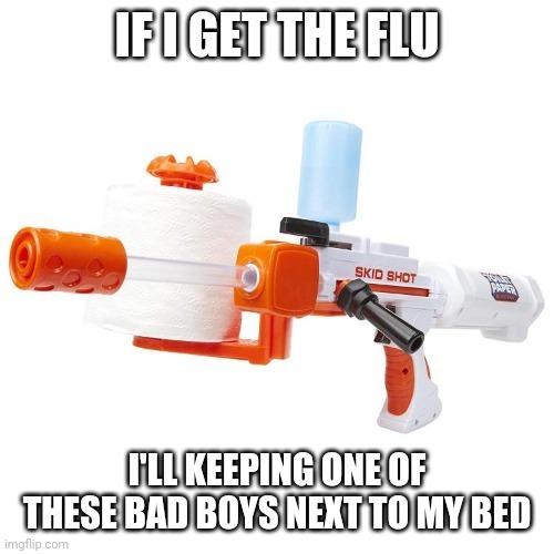 Flu you - meme