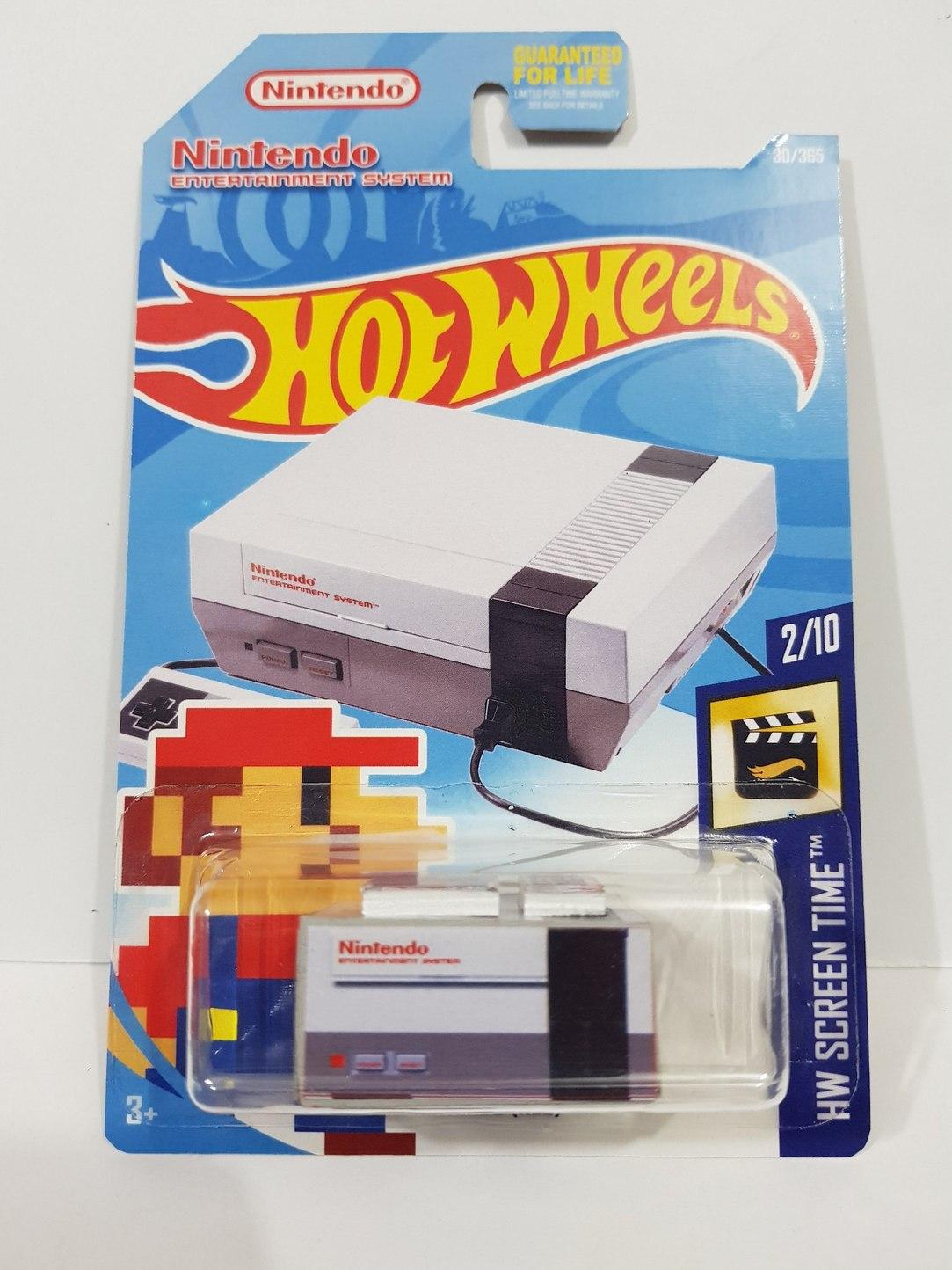 Nintendo nes hotwheels - meme