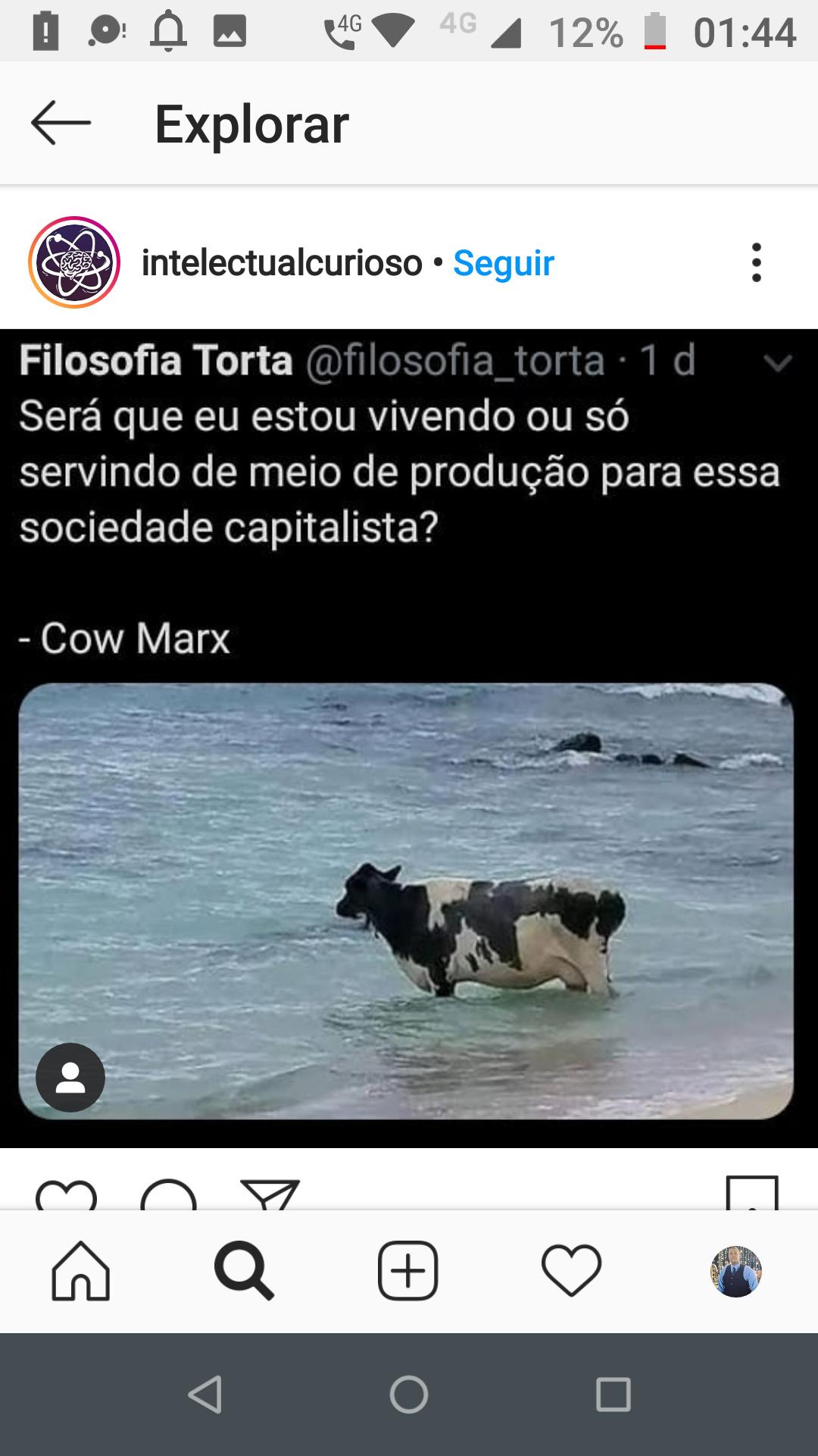 Comunismo é um lixo - meme