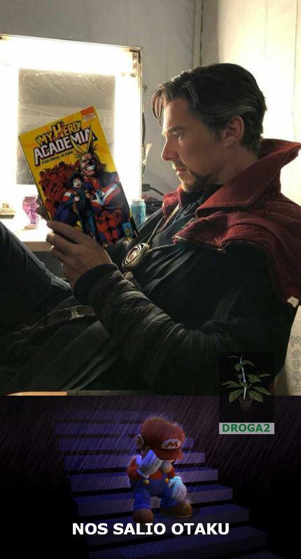 No Benedict, eso no es de cracks - meme