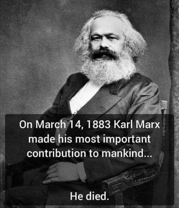 Marx - meme