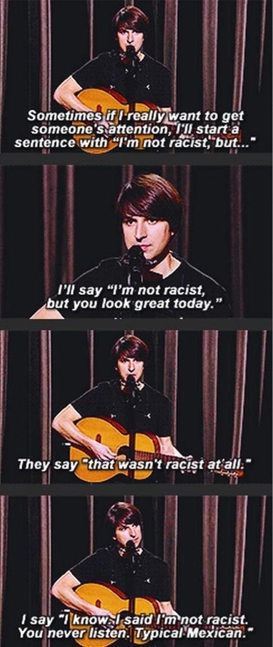 racists - meme