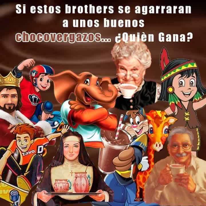 #team chocolate abuelita - meme