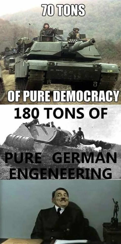 Gute deutschd Wertarbeit - meme