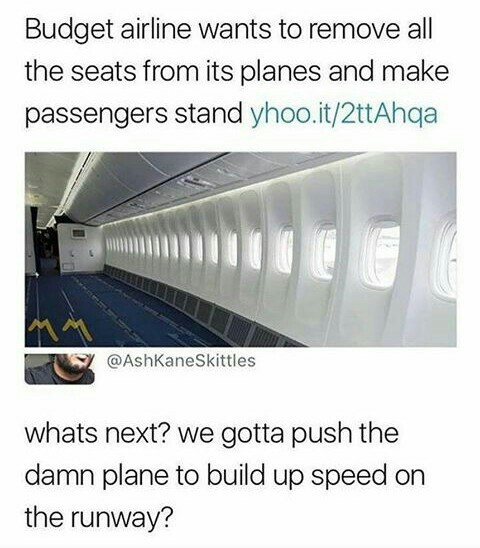 And after that we gotta learn to fly - meme