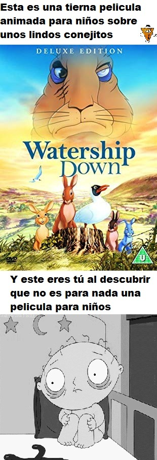 Watership Down - meme