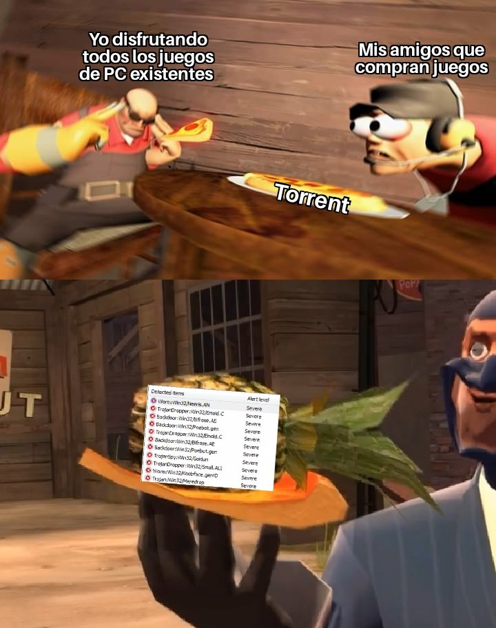 El meme evolucionó :0