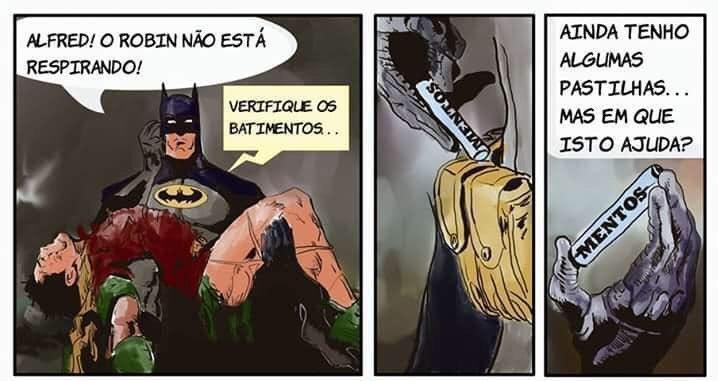 """Bat-Mentos"" - meme"