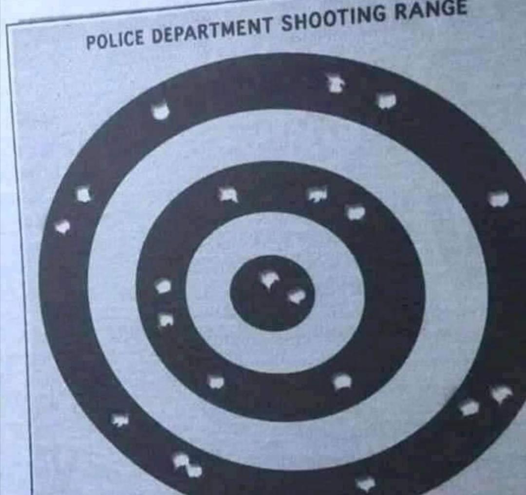 La police en Amérique hhhh - meme