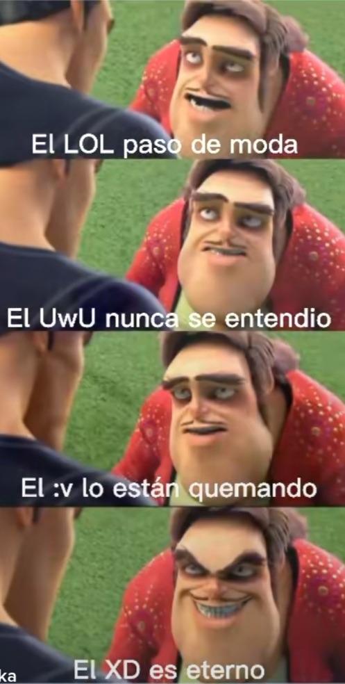 Hola. - meme