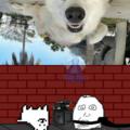 Os cara nao deixam mais o cachorro ficar na dele