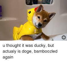 Bamboozled Again - meme