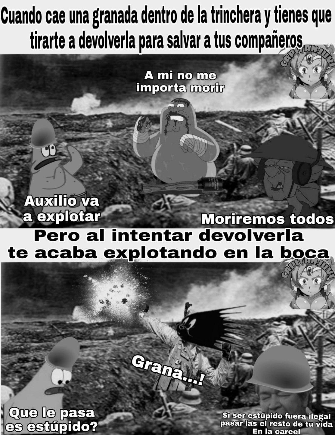 War... War never change - meme
