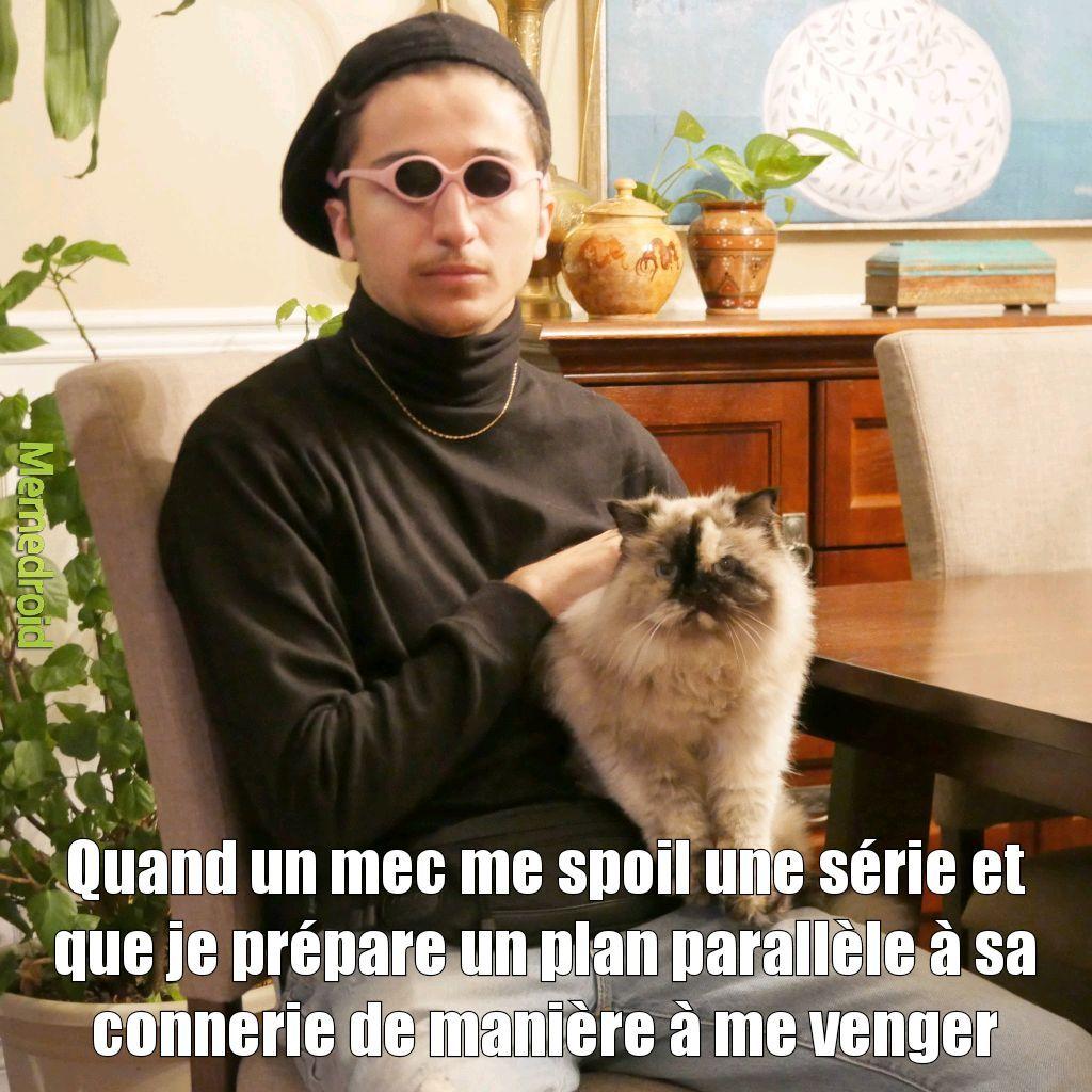 Il Mahdi la fin dla série - meme