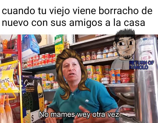 Mames - meme