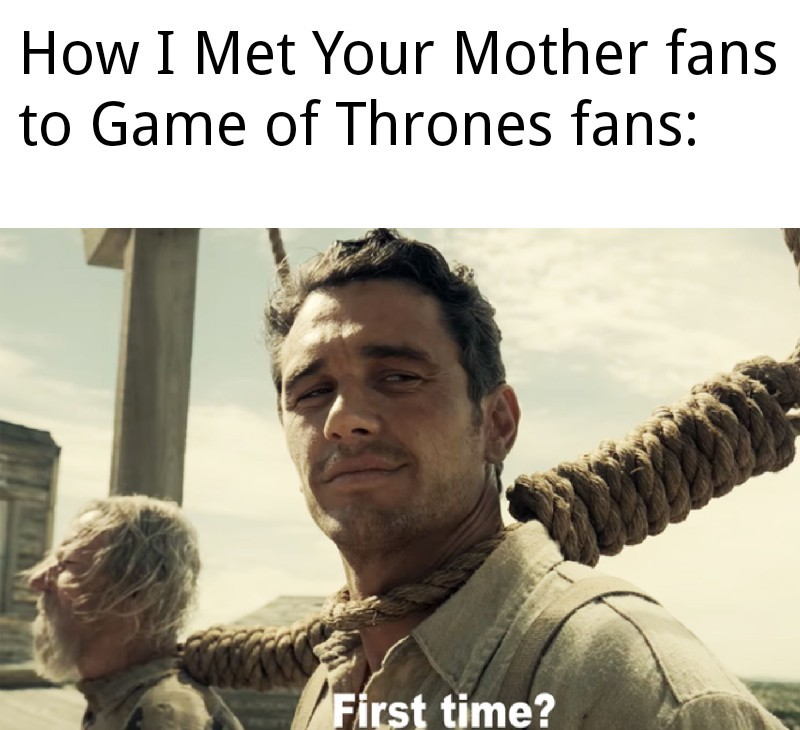 Game of thrones fans - meme
