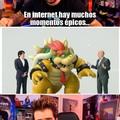 Nintendo y sus Crossovers ya se pasaron