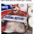 Walmart be wack
